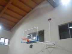 Μπασκέτα τοίχου αναδιπλούμενη