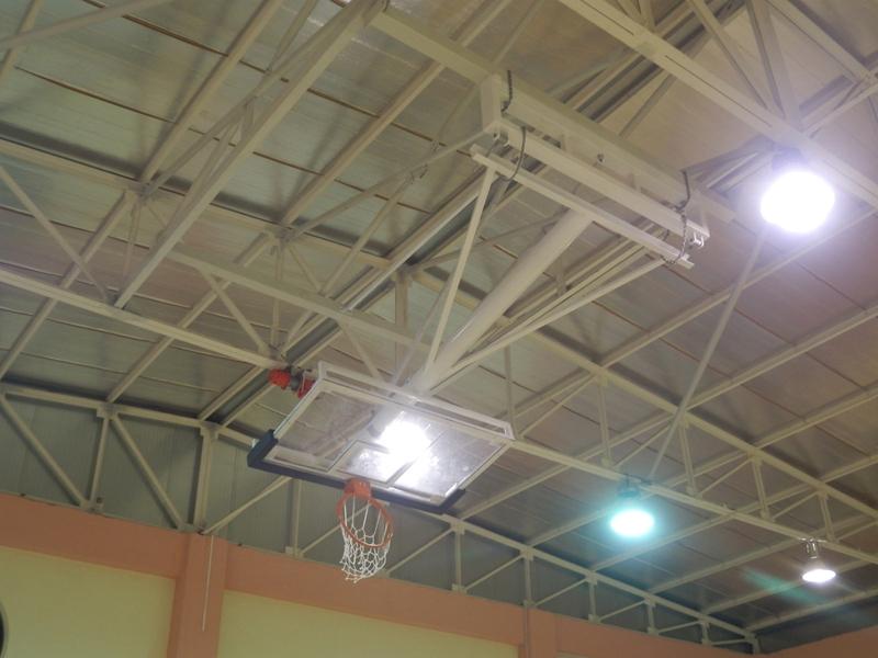 Μπασκέτα οροφής αναδιπλούμενη
