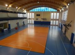 Αθλητικό δάπεδο από pvc